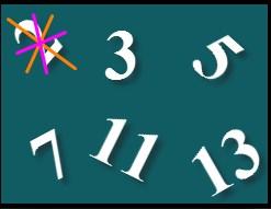 Gambar Bilangan Prima Ganjil