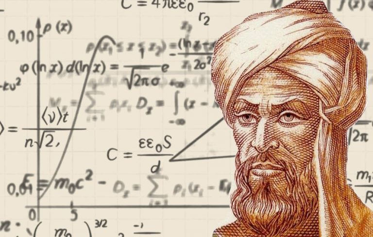 Al khawarizmi, Penemu angka nol, Al Jabar dan Logaritma