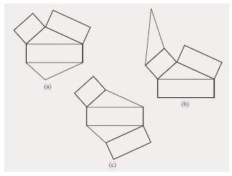 Gambar Jaring Jaring Prisma Segiempat