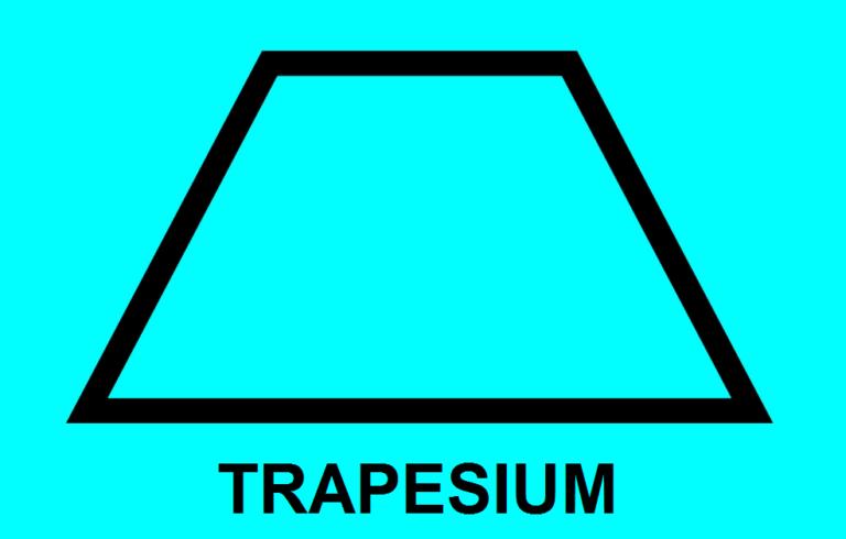 Gambar Trapesium