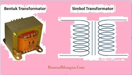 Gambar dan SimbolTransformator