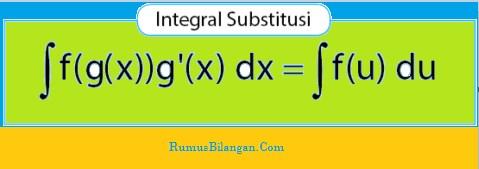 Integral Subtitusi