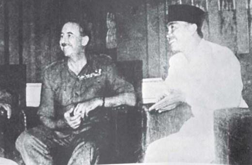 Sambutan Baik Oleh Presiden Soekarno