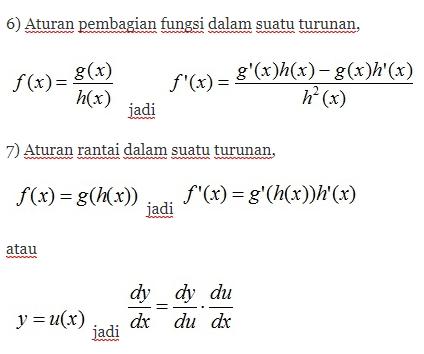 diferensial matematika
