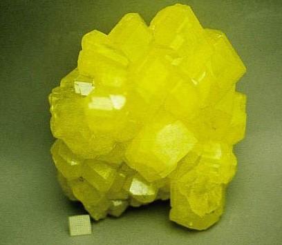 Sulfur atau Belerang