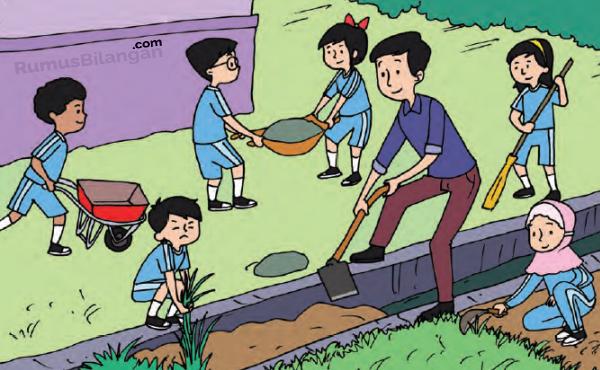 Materi Pembelajaran Halaman 30 Mengenai Cara Adaptasi Masyarakat Terhadap Alam Sekitar