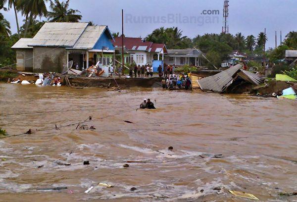 Faktor Penyebab Banjir
