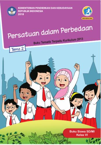 Kunci Jawaban Buku Tematik Kelas 6 SD Tema 2 rumusbilangan.com