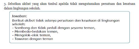 Kunci Jawaban Kelas 5 Tema 9 Halaman 145