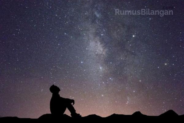 Mengenai Mengamati Langit di Malam Hari