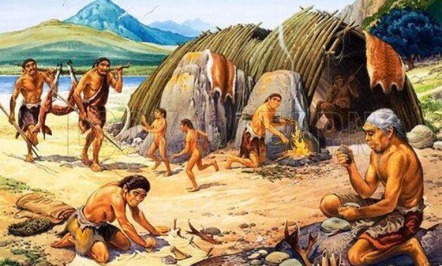 Perkembangan Kehidupan Prasejarah di Indonesia
