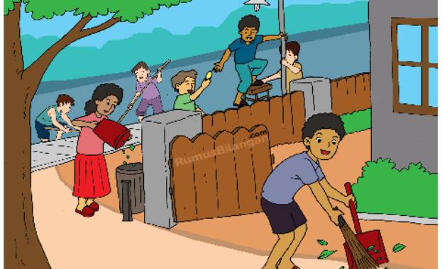 Materi Pembelajaran Halaman 23 Mengenai Tindakan Yang Mencerminkan Persatuan Dan Kesatuan Dalam Masyarakat