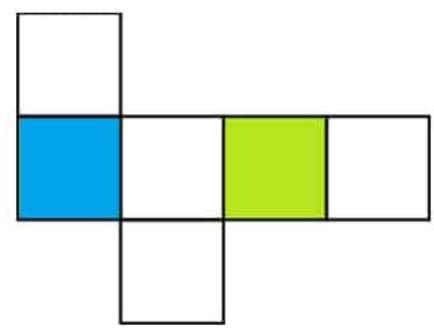 Gambar Jaring - Jaring Kubus 1