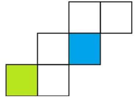 Gambar Jaring - Jaring Kubus 11
