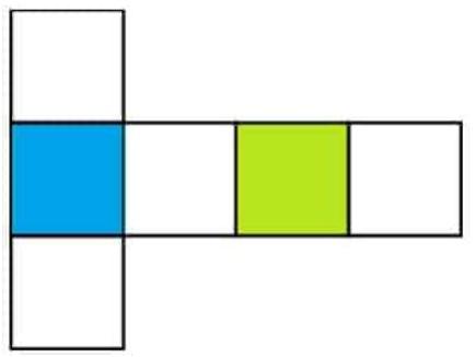 Gambar Jaring - Jaring Kubus 7