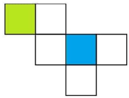 Gambar Jaring - Jaring Kubus 8