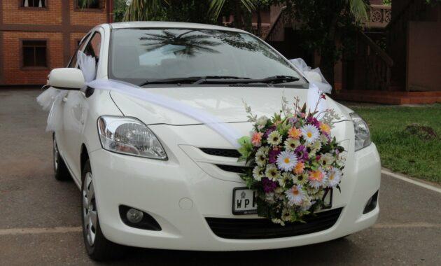 Tersedia Jasa Rias Mobil Pengantin Berkualitas di Lampung